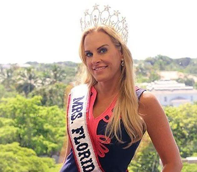 Former Mrs. Florida Karyn turk Admits to Stealing Mom's Social Security