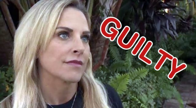 Karyn Turk Admitted To The Crime in Court!